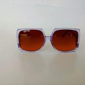 995c2e182223 Vintage 90 s Plastic Lady Fashion Sunglasses